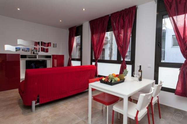 Augusta 1 apartment Barcelona